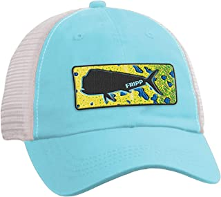 Fripp Outdoors Mahi Skin Structured Mesh Hat