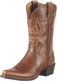 Kids' Heritage X Toe Western Cowboy Boot