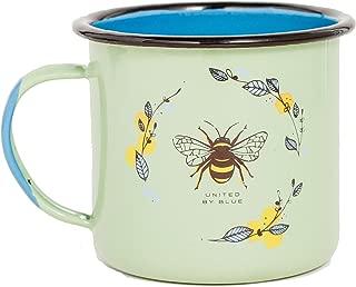 United By Blue - Enamel Mug Candle 12oz - 9oz Soy Candle