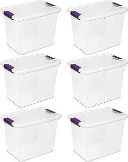 Best sterilite 28 qt./26 l storage box Reviews