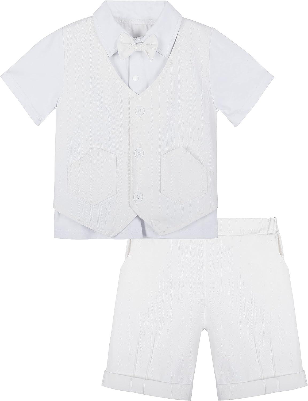 AJ DESIGN Ranking TOP18 Baby High order Toddler Gentleman Suit Bow Boys Fake Vest Ou Tie