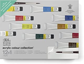 Winsor & Newton Professional Water Colour Journal Gift Collection 10 Colors 2190602