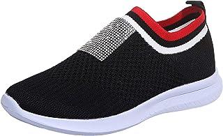 DAIFINEY Modieuze vrijetijdsschoen sneaker mesh lichte modieuze gymschoenen vrije tijd ademend sportieve trainingsschoen s...