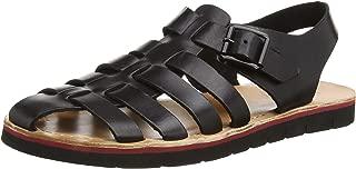 Clarks Erkek Pennard Sea Moda Ayakkabı, Siyah, 40