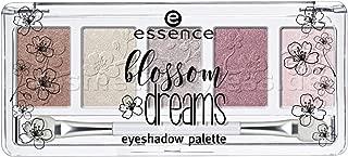 Essence Blossom Dreams Eyeshadow Palette 01, Multi Color