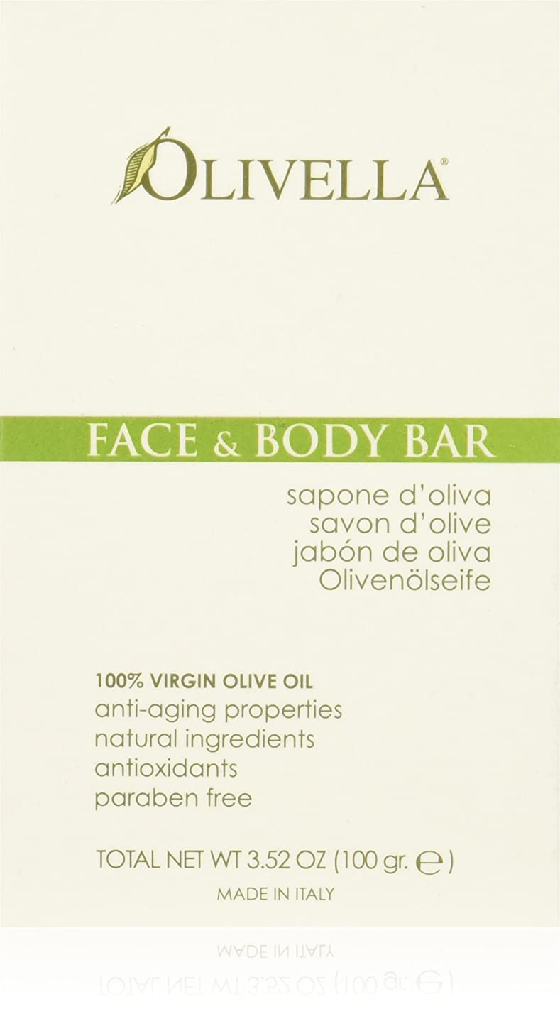 崩壊切るゲームFace and Body Bar - 3.52 oz by Olivella