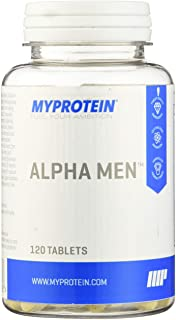 Myprotein Alpha Men Multivitamin (120 tabs) 120 Unidades 120 g