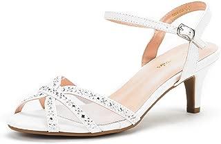 Women's Nina Low Heel Pump Sandals