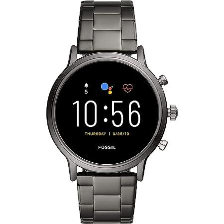 [フォッシル] 腕時計 タッチスクリーンスマートウォッチ ジェネレーション5 FTW4024 メンズ 正規輸入品 ブラック