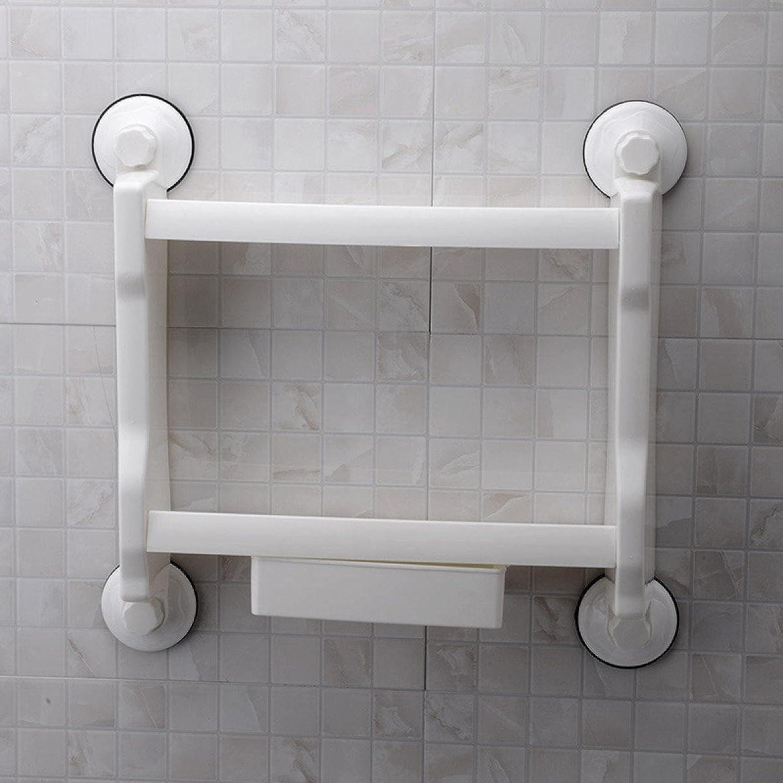 servicio considerado WJS Almacenamiento Rack Storage Shelf Cocina de Dos Pisos Pisos Pisos bao Estante bao Estante montado en la Parojo bao Estante blancoo 18.7  4.3  18.1in  El nuevo outlet de marcas online.