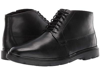 Bostonian Luglite Mid (Black Leather) Men