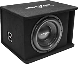 "Skar Audio Single 12"" 1200W Loaded Sdr Series Vented Subwoofer Enclosure 