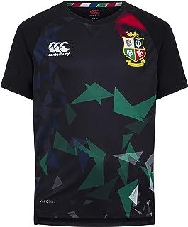 Canterbury British & Irish Lions Boys Super Lightweight Graphic T Shirt