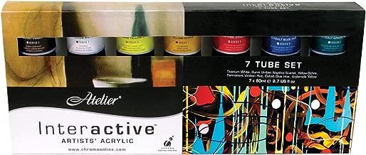 Best interactive acrylic paint Reviews
