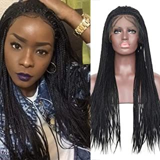Best cornrow lace front wig Reviews