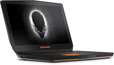 Alienware AW17R3-4175SLV 17.3-Inch FHD Laptop (6th Generation Intel Core i7, 16 GB RAM, 1 TB HDD + 256 GB SATA SSD,NVIDIA GeForce GTX 970M, Windows 10 Home), Silver) (Renewed)