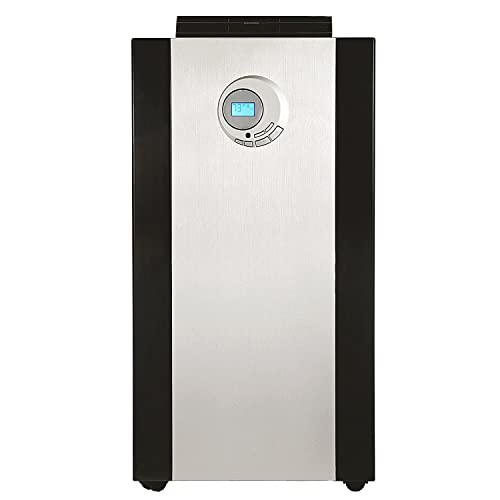 Whynter ARC-143MX 14,000 BTU Dual Hose Portable Air Conditioner, Dehumidifier, Fan with