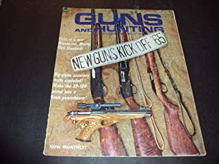 Guns and Hunting Jan 1965 Big-Game Accuracy, Winchester, Marlins