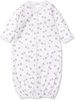 Kissy Kissy Unisex-Baby Infant Hedgehog Haven Print Convertible Gown
