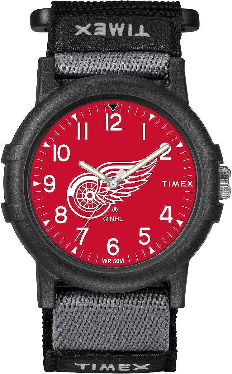 Timex Youth TWZHRDWYA NHL Recruit Brand new Red Wings Detroit Watch Sale item