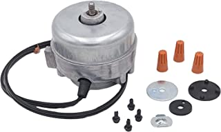 how to replace condenser fan motor refrigerator