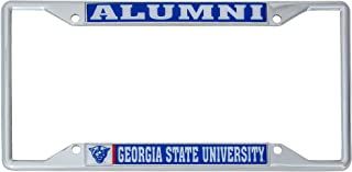 Desert Cactus Georgia State University License Plate Frame for Front Back of Car (Alumni)