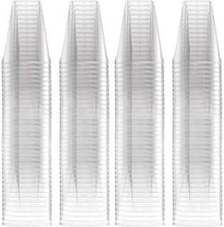 Best double shot glass plastic Reviews