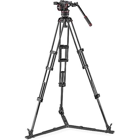 Manfrotto Mvk504twinmc 504hd Professioneller Fluid Kamera