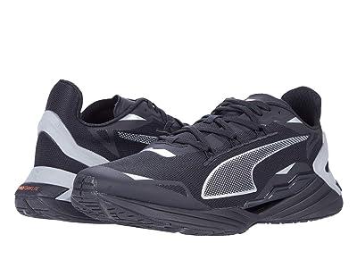 PUMA UltraRide Runner ID (Puma Black/Metallic Silver) Men
