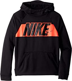 5ac2531d73eb Nike Kids. Sportswear Full-Zip Hoodie (Little Kids Big Kids).  35.00.  Black Bright Crimson