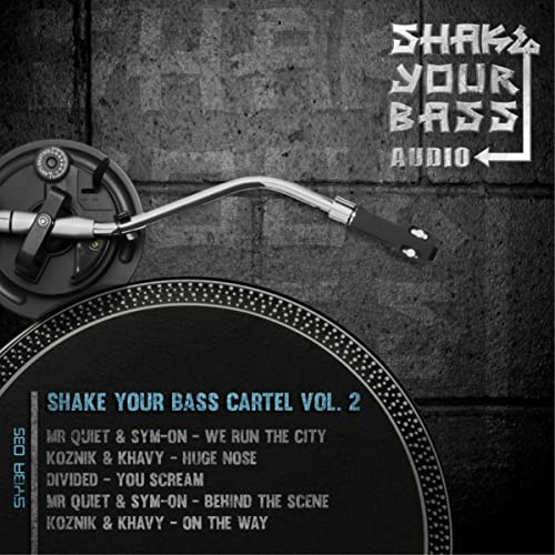 Shake Your Bass Cartel Vol. 2 by Various artists on Amazon ...