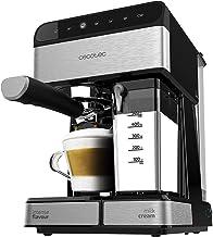 Cecotec Power Instant-Cappuccino Touch Serie Nera Volautomatische espressomachine 20 bar druk, 1,4 l inhoud, 6 functies, s...
