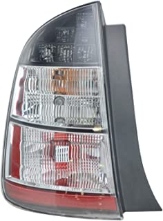 Taillight Taillamp Rear Brake Light Driver Side Left LH for 06-09 Prius