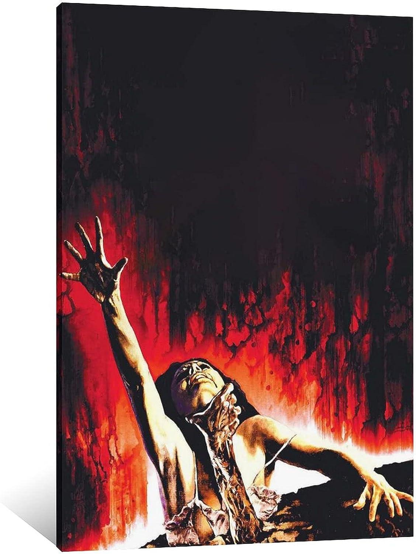 高品質 Vintage Horror Movie Poster Woman Calling 完全送料無料 for Decora Help