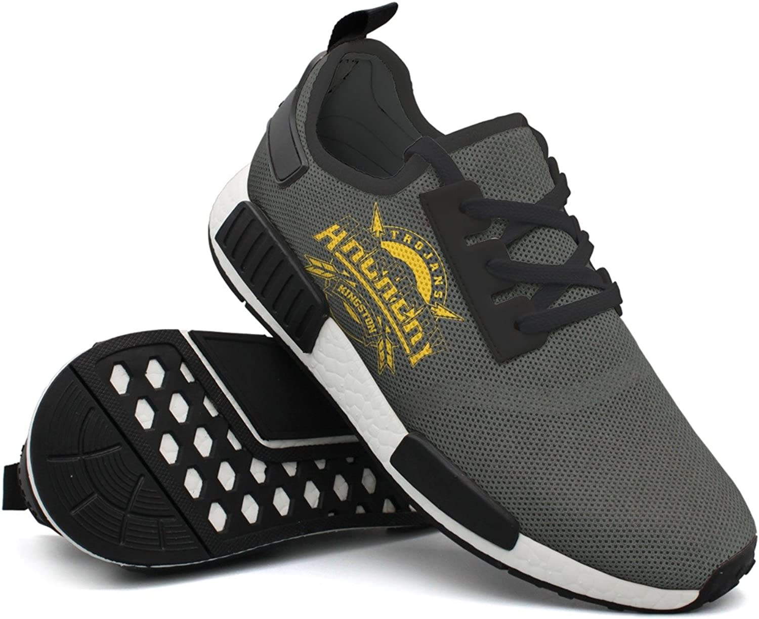 Archery Logo Young Men Comfortable Unique Sports Running shoes Printing Young Men