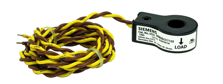 Siemens SEM3 Solid Core CT Max 75% OFF 125:01 New popularity - mA 100 0.66