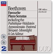 Beethoven Pno Sonatas Nos.8 14 15 17 21 23 26
