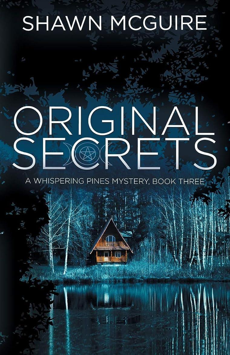 セール出力メタルラインOriginal Secrets: A Whispering Pines Mystery, book 3