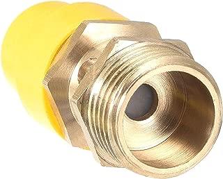 115 PSI Presión de Ajuste Presión del compresor de Aire Rojo Descarga de la válvula de Alivio roscada Macho G 1/2