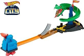 Hot Wheels - Kobra Macerası Oyun Seti (Mattel Fnb20)