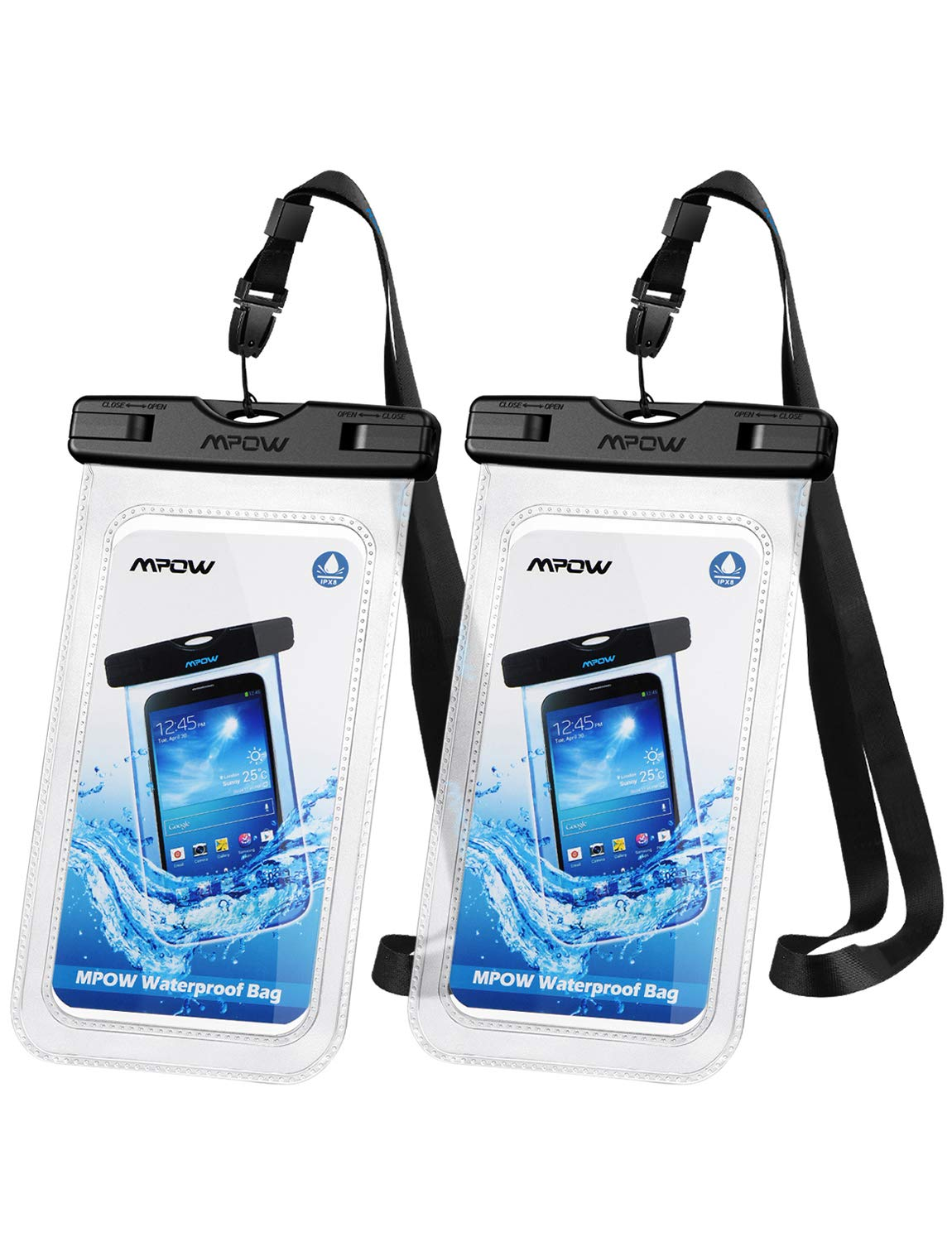 Mpow Universal Waterproof Compatible Protective