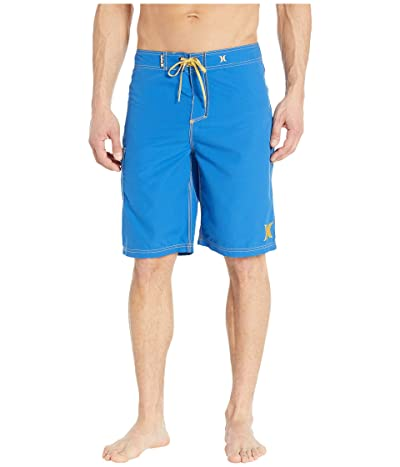 Hurley One Only Boardshort 22 (Team Royal/Yellow) Men