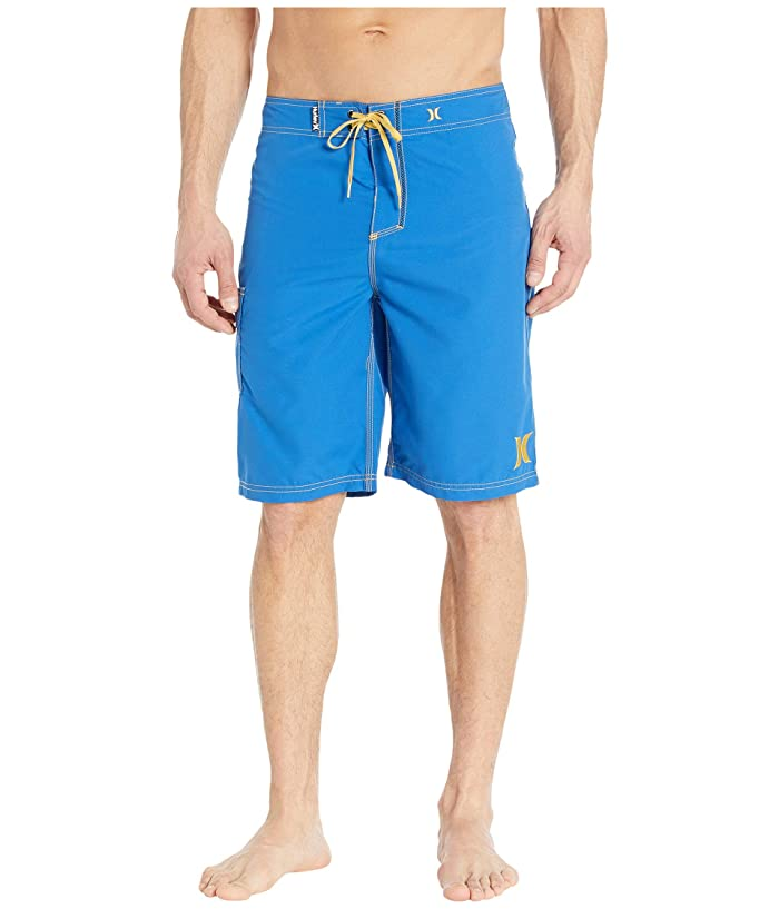 Hurley  One Only Boardshort 22 (Team Royal/Yellow) Mens Swimwear