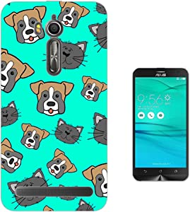 Moppi Colors Dogs Vest Cotton Cartoon T-Shirt Big Eyes Shirt Pet Supplies Clothes