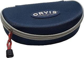 Semi-Hard Zippered Sunglass Case in Blue