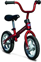 Halo Chicco 1716000070 Red Bullet Balance Training Bike