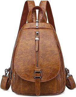 Wujianzzhobb حقيبة الظهر الرياضية ، حقائب الظهر النسائية ، حقيبة الظهر النسائية ، حقيبة يومية عادية ، حقيبة سفر ، حقيبة ظه...