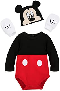Disney Mickey Mouse Costume Bodysuit for Baby
