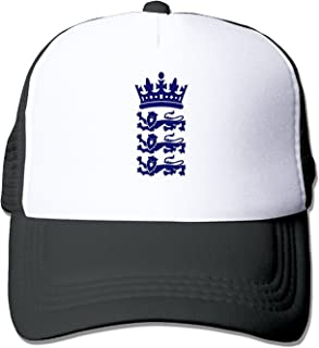 England Cricket Team Mesh Cap Trucker Cap Hat