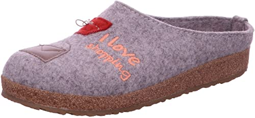 Haflinger Grizzly Shopping Slipper